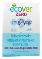 Image of Ecover - Ecological Automatic Dishwasher Powder Zero 38 Loads - 48 oz.