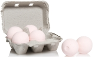 Level Naturals - Bath Bombs Grapefruit Bergamot - 6 Pack (726670305404)