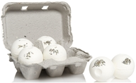 Image of Level Naturals - Bath Bombs Lavender Chamomile - 6 Pack