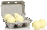 Level Naturals - Bath Bombs Lemon Sage & Ginger - 6 Pack (726670305398)