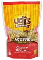 Udi's - Gluten Free Granola Clusters Cherry Walnut - 11 oz., from category: Health Foods
