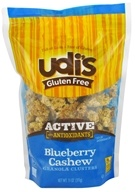 Udi's - Gluten Free Granola Clusters Blueberry Cashew - 11 oz., from category: Health Foods