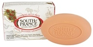 South of France - French Milled Vegetable Bar Soap Climbing Wild Rose - 6 oz.