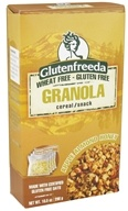 Image of Glutenfreeda - Granola Cereal Apple Almond Honey 4 Pack - 10.5 oz.
