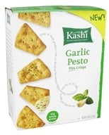 Kashi - Garlic Pesto Pita Crisps - 7.9 oz. - $3.99