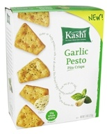 Image of Kashi - Garlic Pesto Pita Crisps - 7.9 oz.
