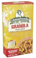 Glutenfreeda - Granola Cereal Cranberry Cashew Honey 4 Pack - 10.5 oz., from category: Health Foods