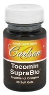 Carlson Labs - Tocomin SupraBio - 60 Softgels, from category: Vitamins & Minerals