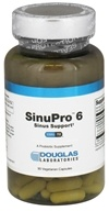 Image of Douglas Laboratories - SinuPro 6 Sinus Support - 90 Vegetarian Capsules