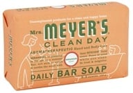 Mrs. Meyer's - Clean Day Daily Bar Soap Geranium - 5.3 oz. (808124131651)