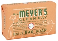 Image of Mrs. Meyer's - Clean Day Daily Bar Soap Geranium - 5.3 oz.