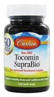Carlson Labs - Tocomin SupraBio - 120 Softgels, from category: Vitamins & Minerals