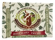 Tierra Mia Organics - Raw Goat Milk Skin Therapy Body Soap Bar Rosemary Thyme - 4.2 oz., from category: Personal Care