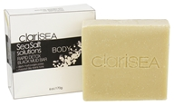 clariSEA - SeaSalt Solutions Rapid Detox Black Mud Bar for the Body - 6 oz. by clariSEA
