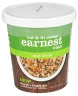 Earnest Eats - Hot and Fit Cereal Asian Blend - 2.35 oz.