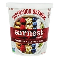 Image of Earnest Eats - Hot and Fit Cereal American Blend - 2.35 oz.