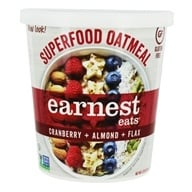 Earnest Eats - Hot and Fit Cereal American Blend - 2.35 oz., from category: Health Foods