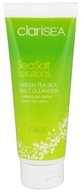 clariSEA - SeaSalt Solutions Green Tea Sea Salt Cleanser for the Face - 4 oz.