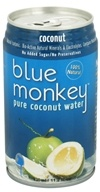 Blue Monkey - 100% Pure Coconut Water - 11.2 oz.