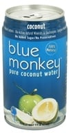 Image of Blue Monkey - 100% Pure Coconut Water - 11.2 oz.