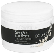 clariSEA - SeaSalt Solutions Mud Scrub for the Body - 15 oz.