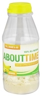 About Time - Whey Protein Isolate RTD Banana - 1 oz., from category: Sports Nutrition
