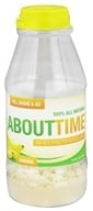 About Time - Whey Protein Isolate RTD Banana - 1 oz.