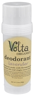 Volta Organics - Deodorant Lavender - 2.4 oz., from category: Personal Care