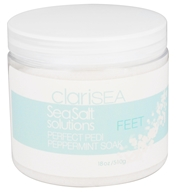 clariSEA - SeaSalt Solutions Perfect Pedi Peppermint Soak - 18 oz., from category: Personal Care