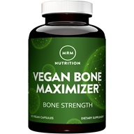 Image of MRM - Vegan Bone Maximizer - 120 Vegetarian Capsules