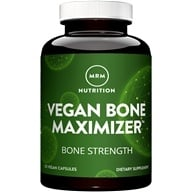 MRM - Vegan Bone Maximizer - 120 Vegetarian Capsules by MRM