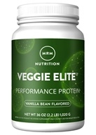 MRM - Veggie Elite All Natural Performance Protein Vanilla Bean - 2.2 lbs. by MRM