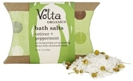 Volta Organics - Bath Salts Vetiver + Peppermint - 3 oz.