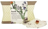 Volta Organics - Bath Salts Flowers + Oatmeal - 3 oz. by Volta Organics