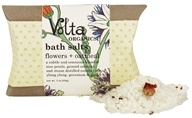 Volta Organics - Bath Salts Flowers + Oatmeal - 3 oz. - $6.99