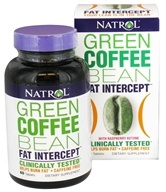 Natrol - Green Coffee Bean Fat Intercept - 60 Tablet(s), from category: Diet & Weight Loss