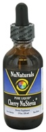 Image of NuNaturals - Pure Liquid NuStevia Cherry - 2 oz.
