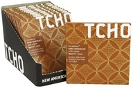 TCHO - Organic Nutty Dark Chocolate Bar - 2 oz., from category: Health Foods