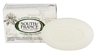 South of France - French Milled Vegetable Bar Soap Blooming Jasmine - 6 oz. (755355200185)