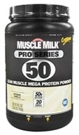 Image of Cytosport - Muscle Milk Pro Series 50 Intense Vanilla - 2.54 lbs.