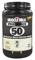 Cytosport - Muscle Milk Pro Series 50 Intense Vanilla - 2.54 lbs. by Cytosport