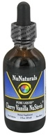 NuNaturals - Pure Liquid NuStevia Cherry Vanilla - 2 oz. by NuNaturals