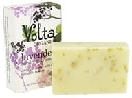 Volta Organics - Hand + Body Soap Bar Lavender - 3.3 oz. by Volta Organics