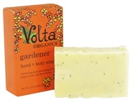 Volta Organics - Hand + Body Soap Bar Gardener - 3.3 oz. by Volta Organics