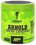 Muscle Pharm - Arnold Schwarzenegger Series Arnold Iron Dream Fruit Punch - 6.24 oz.