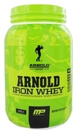 Muscle Pharm - Arnold Schwarzenegger Series Arnold Iron Whey Vanilla - 2 lbs., from category: Sports Nutrition