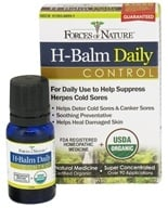 Forces of Nature - H-Balm Daily Control - 11 ml. - $17.99