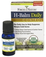 Forces of Nature - H-Balm Daily Control - 11 ml. by Forces of Nature