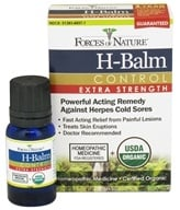 Forces of Nature - H-Balm Control Extra Strength - 11 ml. by Forces of Nature