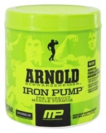 Muscle Pharm - Arnold Schwarzenegger Series Arnold Iron Pump Watermelon - 6.35 oz. by Muscle Pharm